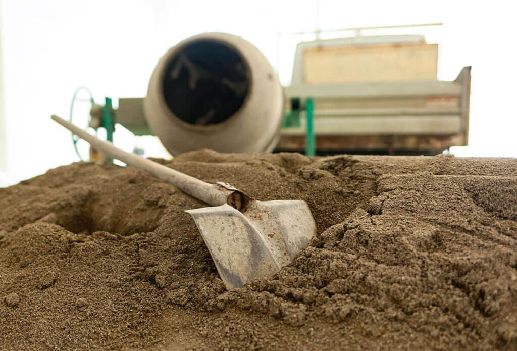 Części zamienne do betoniarek